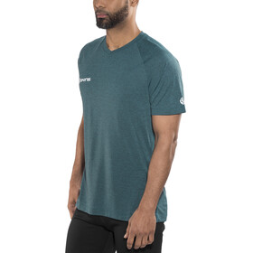 Skins Plus Vector V Neck Tee Men Atmos/Marle